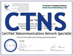 CTNS Certification package logo