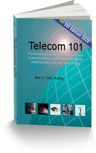 Telecom 101 textbook 5th edition